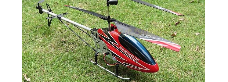 802/802A/802B RC Helicopter