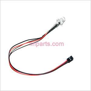 YD-611 YD-612 Spare Parts: LED lamp in the head cover