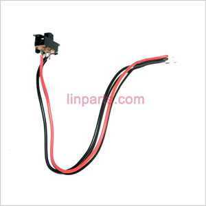 YD-611 YD-612 Spare Parts: ON/OFF switch wire