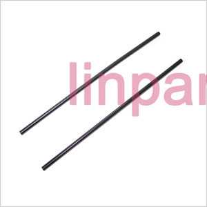 YD-611 YD-612 Spare Parts: Tail support bar(Black)