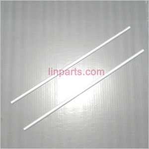 YD-611 YD-612 Spare Parts: Tail support bar(Silver)