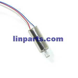 YD-711 AT-99 Spare Parts: Main motor set [red/blue]