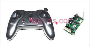 YD-711 AT-99 Spare Parts: Remote Control\Transmitter+PCB\Controller Equipement