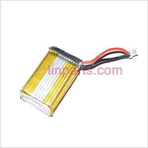 YD-711 AT-99 Spare Parts: Battery