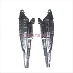 YD-711 AT-99 Spare Parts: Head cover\Canopy
