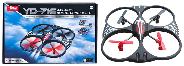 YD-716 RC Quadcopter
