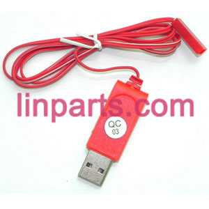 UDI RC U13 U13A Spare Parts: USB charger wire