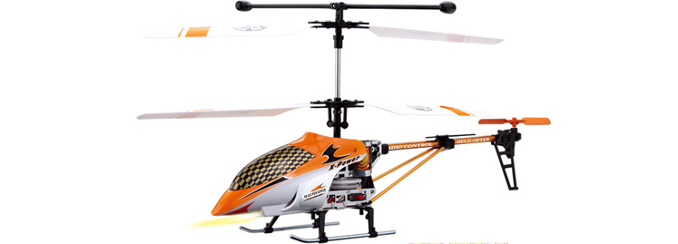 YD-811 RC Helicopter