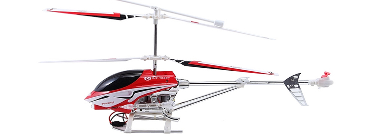 YD-812 RC Helicopter