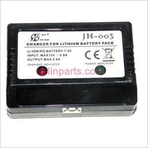 YD-911 YD-911C Spare Parts: Balance charger box