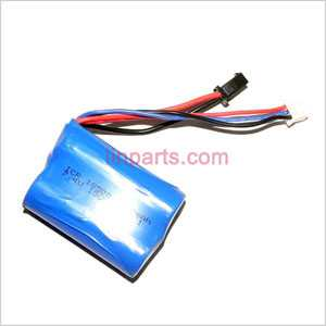 YD-911 YD-911C Spare Parts: Battery(7.4v 1100mAh)
