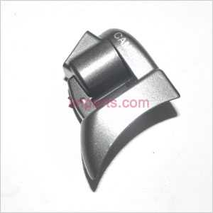YD-911 YD-911C Spare Parts: Head part(Silver-Gray)