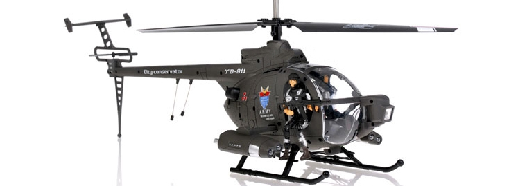 YD-911 RC Helicopter