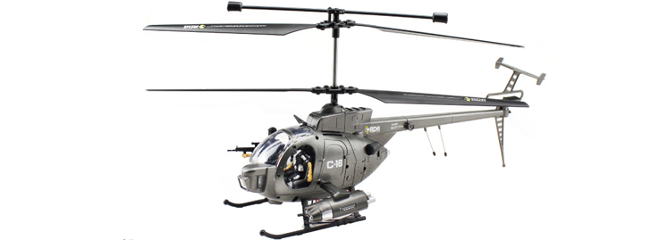 YD-911C RC Helicopter
