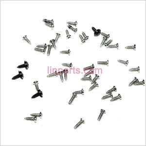 YD-9808 NO.9808 Spare Parts: Screws pack set