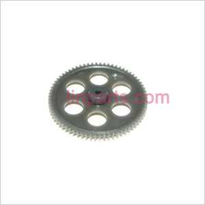 YD-9808 NO.9808 Spare Parts: Upper main gear