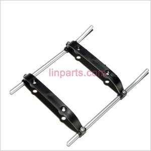 YD-9808 NO.9808 Spare Parts: Undercarriage\Landing skid