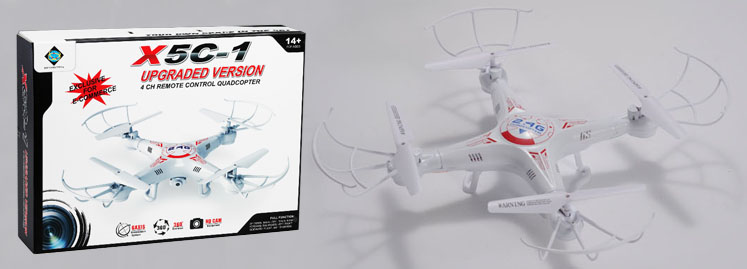 Bayangtoys X5C-1 RC Quadcopter