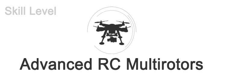 Advanced RC Multirotors