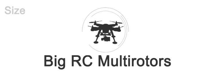 Big RC Multirotors