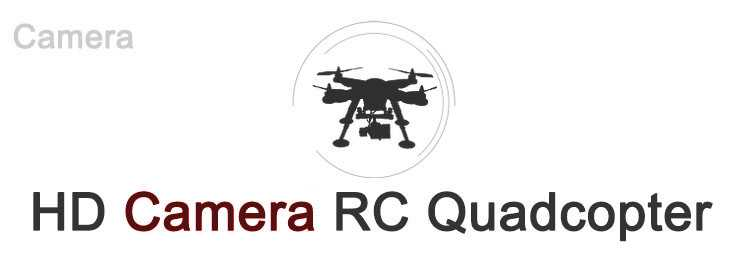 HD Camera RC Quadcopter