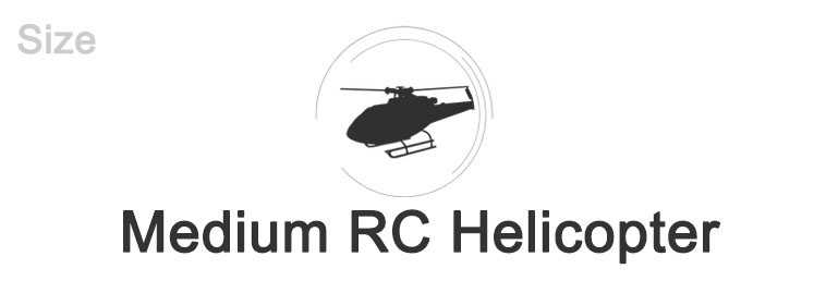 Medium RC Helicopter