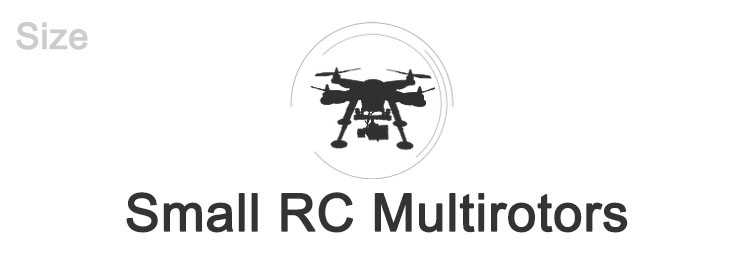 Small RC Multirotors