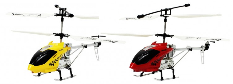 BR6108 RC Helicopter