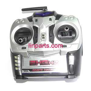 BO RONG BR6508 Helicopter Spare Parts: Transmitter
