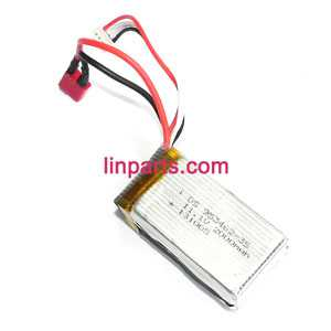 BO RONG BR6508 Helicopter Spare Parts: Battery