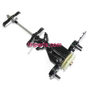 BO RONG BR6508 Helicopter Spare Parts: Body set
