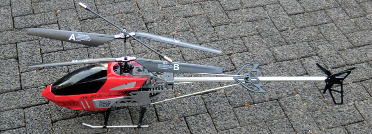 BR6508 RC Helicopter