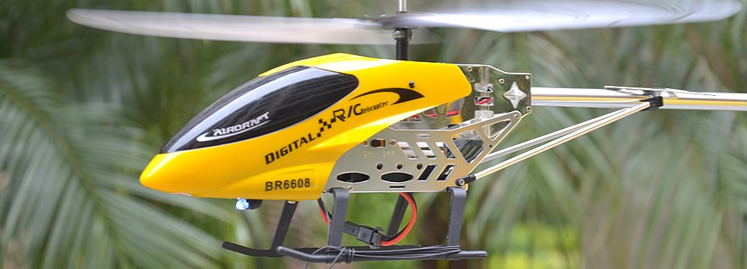 BR6608 RC Helicopter