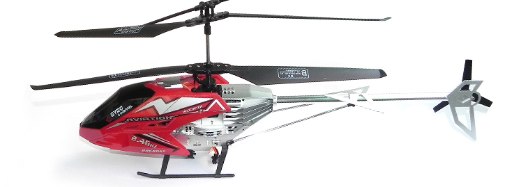 BR6808T RC Helicopter