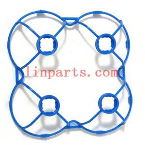Cheerson CX-10DS Mini RC Quadcopter Spare Parts: protection frame(Blue)