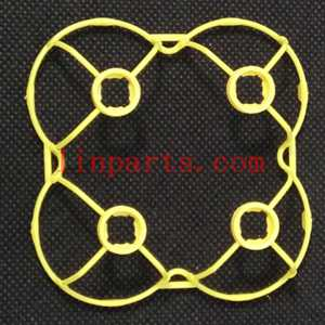 Cheerson CX-10DS Mini RC Quadcopter Spare Parts: protection frame(Yellow)