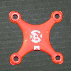 Cheerson CX-10 Mini 2.4G Spare Parts: Upper Head cover(orange)