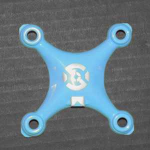 Cheerson CX-10 Mini 2.4G Spare Parts: Upper Head cover(blue)