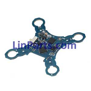 CX-10W-TX RC Quadcopter Spare Parts: receiver board