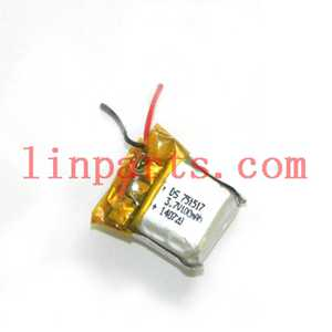 Cheerson CX-11 Mini 2.4G Spare Parts: Battery 3.7V 100mAh