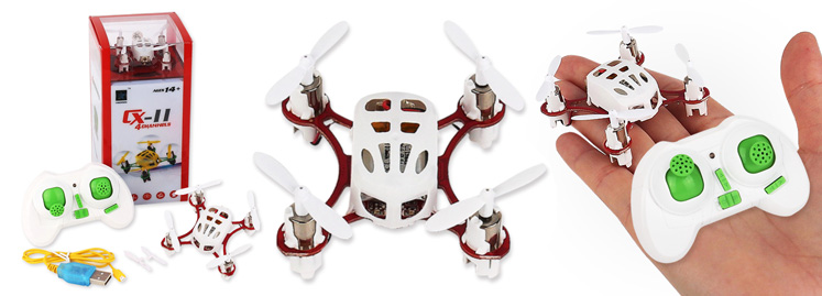 Cheerson CX-11 RC Quadcopter