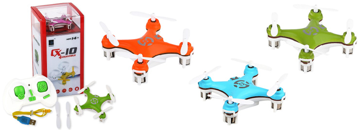 Cheerson CX-10 UFO RC Quadcopter