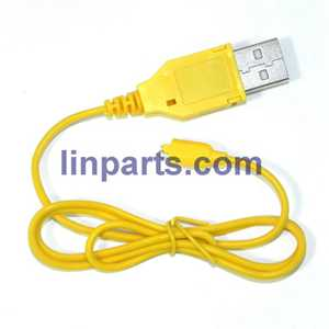CX-10W-TX RC Quadcopter Spare Parts: USB charger wire