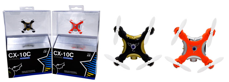 Cheerson CX-10C UFO RC Quadcopter