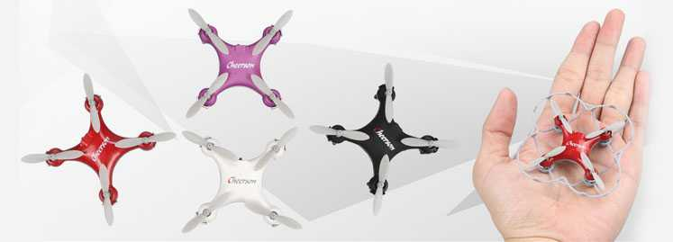 Cheerson CX-10SE MINI RC Quadcopter