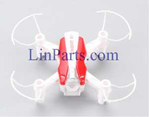 Cheerson CX-17 Cricket RC Quadcopter Spare Parts: Upper Head cover+ Lower board[Red]