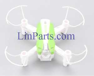 Cheerson CX-17 Cricket RC Quadcopter Spare Parts: Upper Head cover+ Lower board[Green]