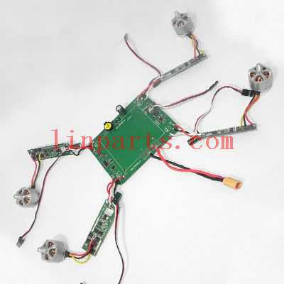 Cheerson CX-20 quadcopter Spare Parts:【Red light+Green light】Great collection