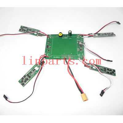 Cheerson CX-20 quadcopter Spare Parts:【Red light+Green light】set