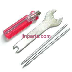 Cheerson CX-20 quadcopter Spare Parts: Maintenance tools